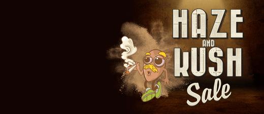 Haze and Kush Sale