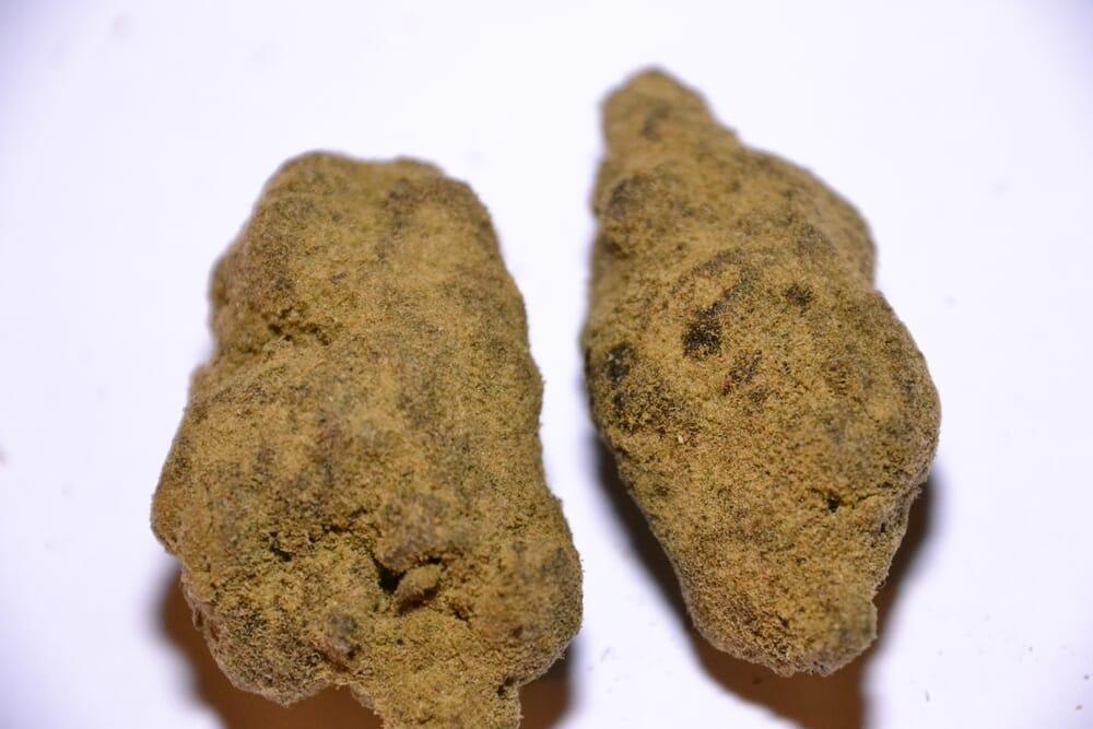 Moonrocks cannabis
